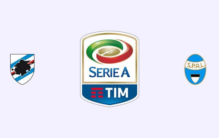 Football Prediction Sampdoria vs Spal