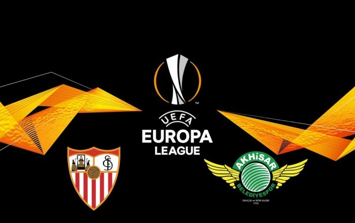 Europa League Sevilla vs Akhisar Belediye