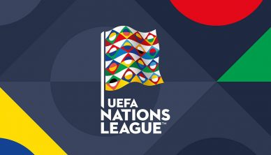 UEFA Nations League Spain vs England