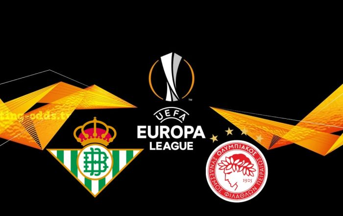 Betis vs Olympiakos Europa League