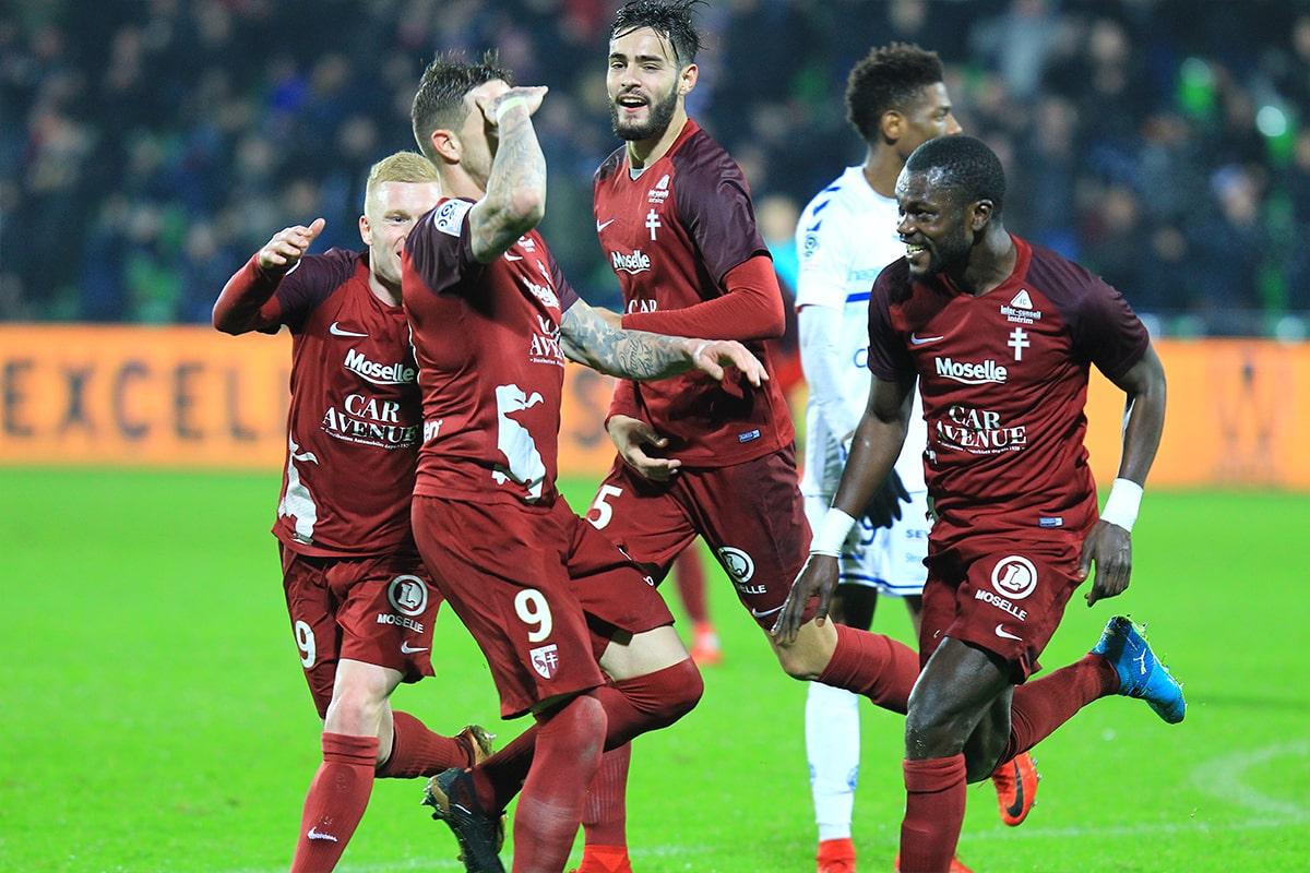 Grenoble Foot vs FC Metz Football Prediction 1/12/2018