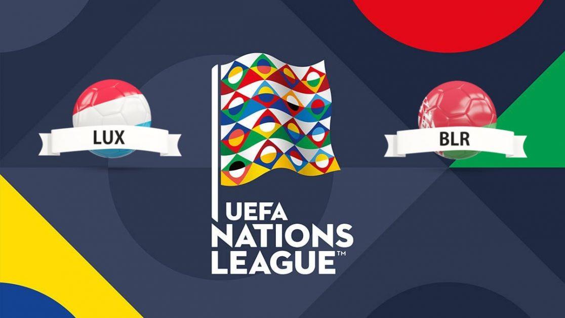 Luxembourg vs Belarus UEFA Nations League