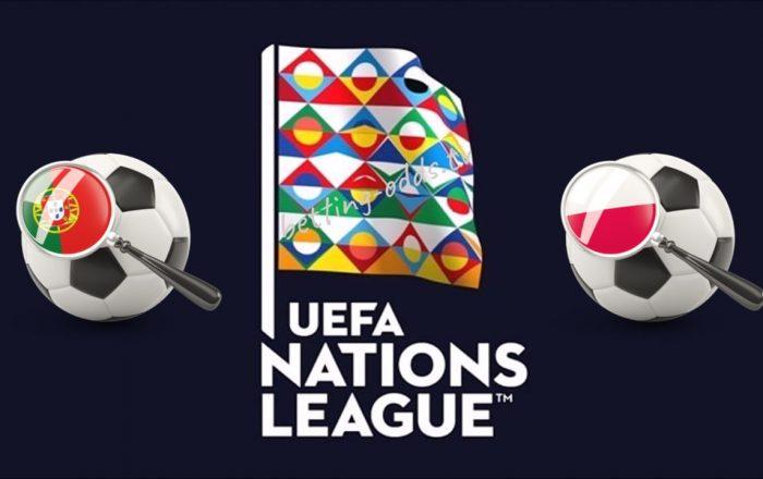 Portugal vs Poland UEFA Nations League