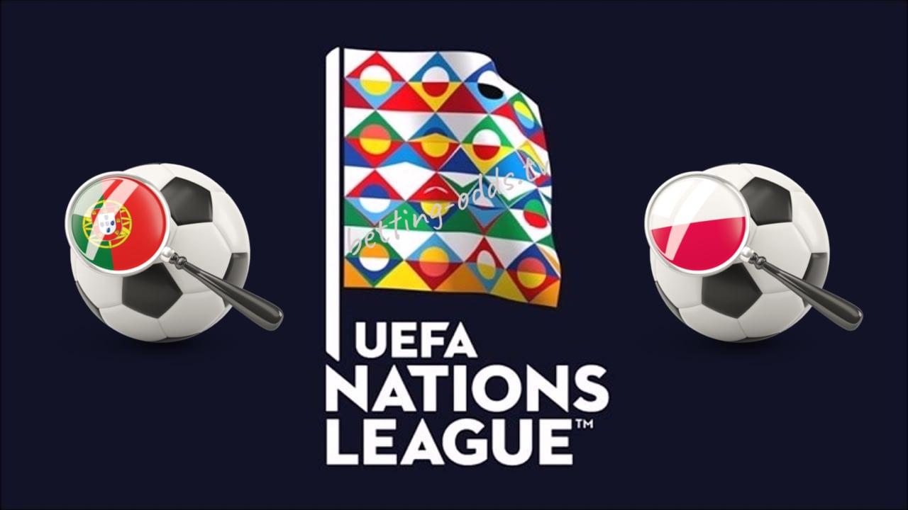 Portugal vs Poland UEFA Nations League 20/11/2018