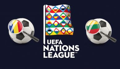 Romania vs Lithuania UEFA Europa League