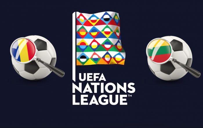 Romania vs Lithuania UEFA Europa League
