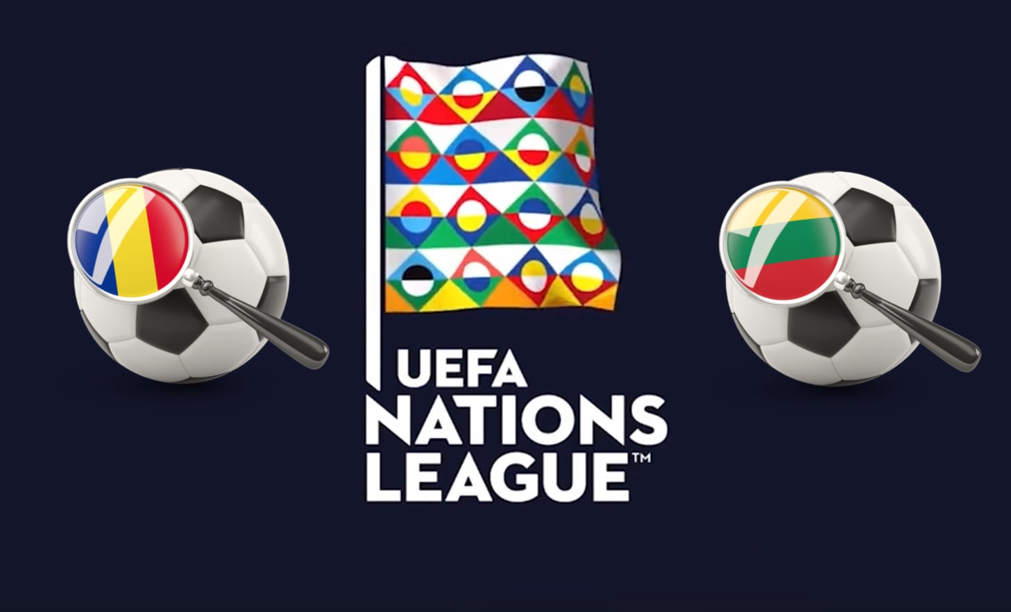 Romania vs Lithuania UEFA Nations League 17/11/2018