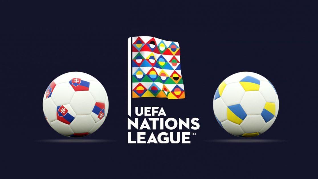 Slovakia vs Ukraine UEFA Nations League