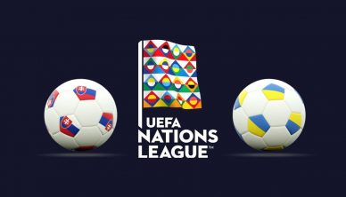 Slovakia vs Ukraine UEFA Nations League