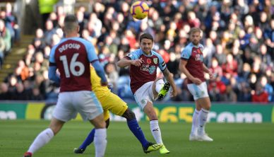 West Ham vs Burnley Premier League
