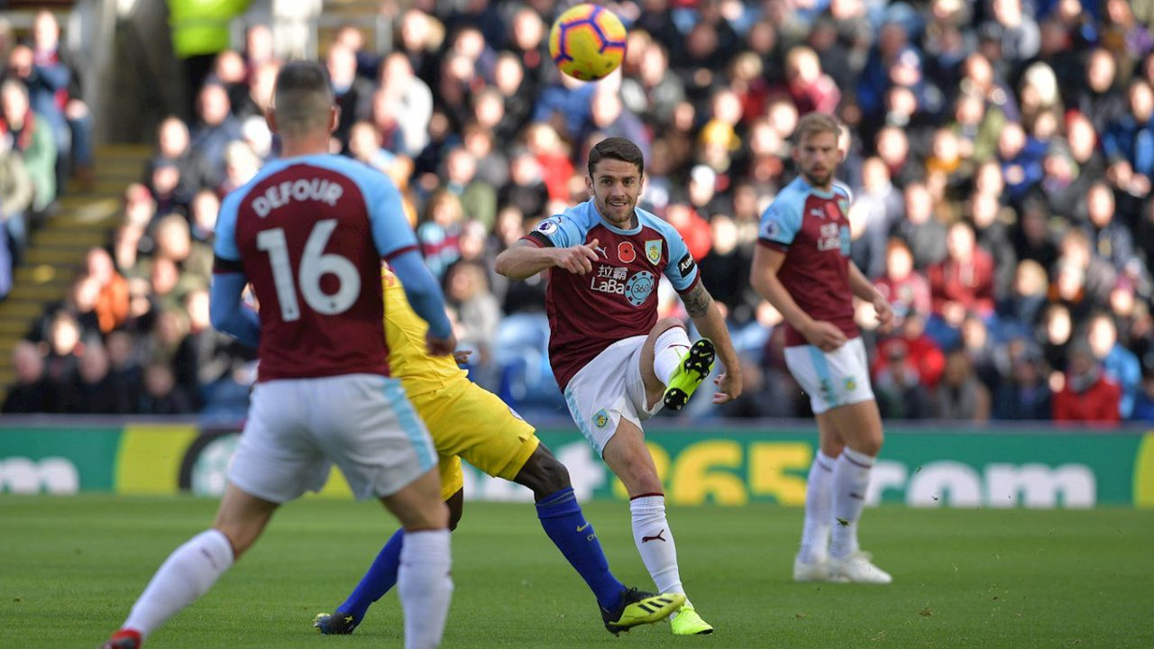 West Ham vs Burnley Premier League 3/11/2018