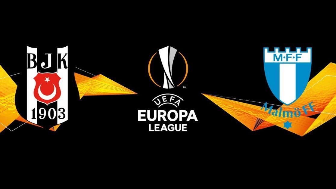 Besiktas vs Malmo Europa League