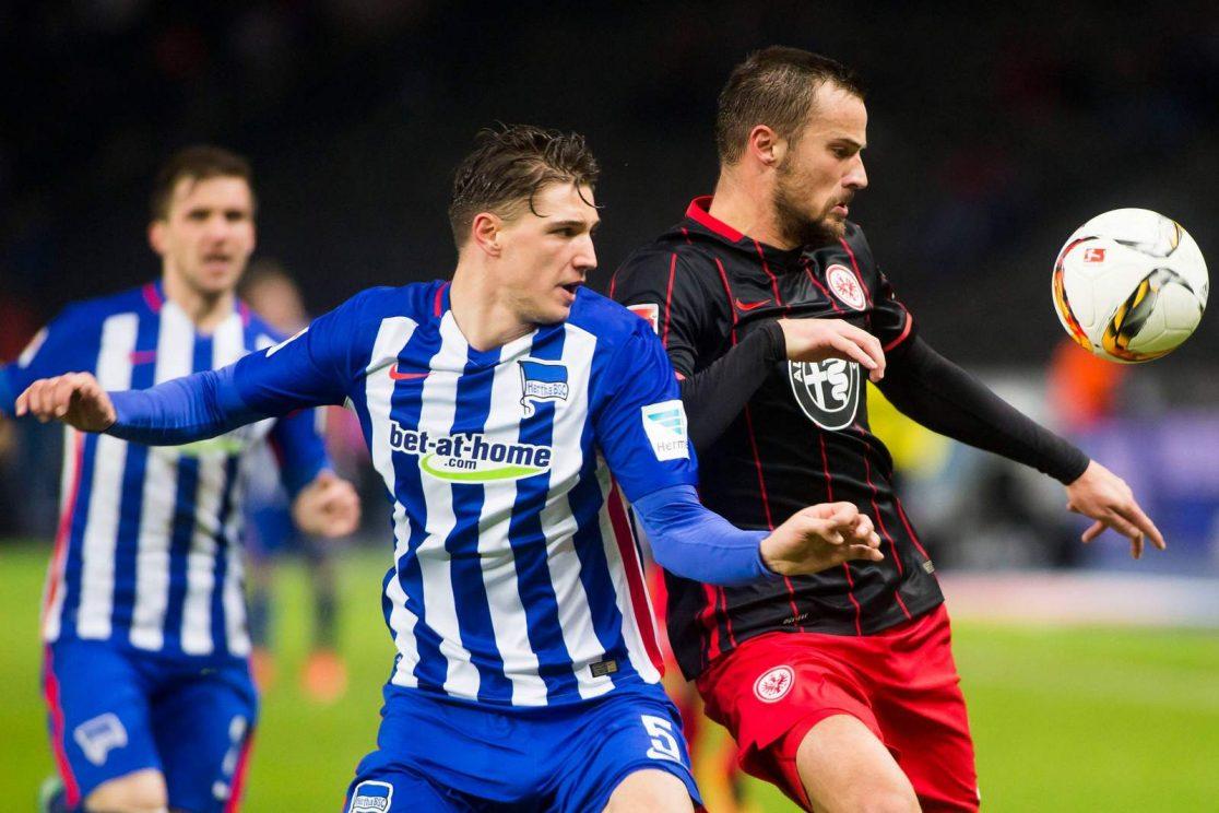 Hertha Berlin vs Eintracht Frankfurt Bundesliga