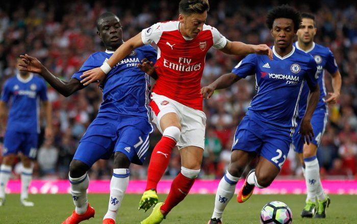 Arsenal vs Chelsea Football Predictions