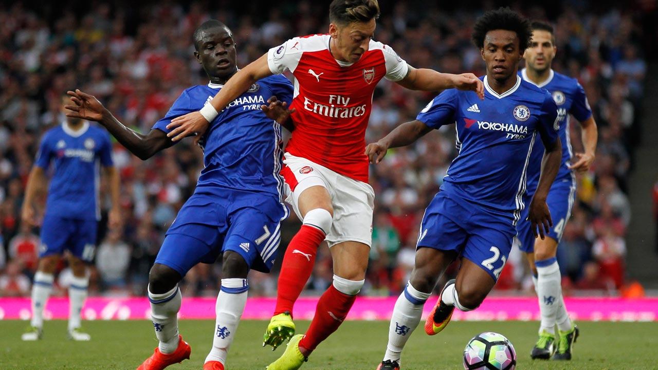 Arsenal vs Chelsea Premium Football Predictions 19 Jan 2019 - Betting ...