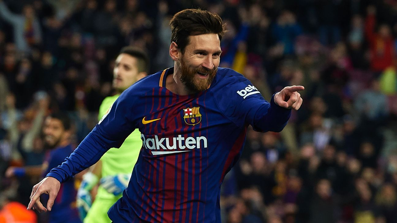 Barcelona vs Levante Football Predictions 17 Jan 2019