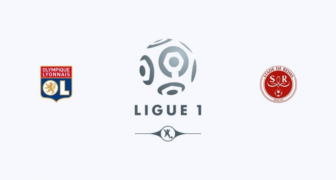 Lyon vs Stade de Reims Football Predictions