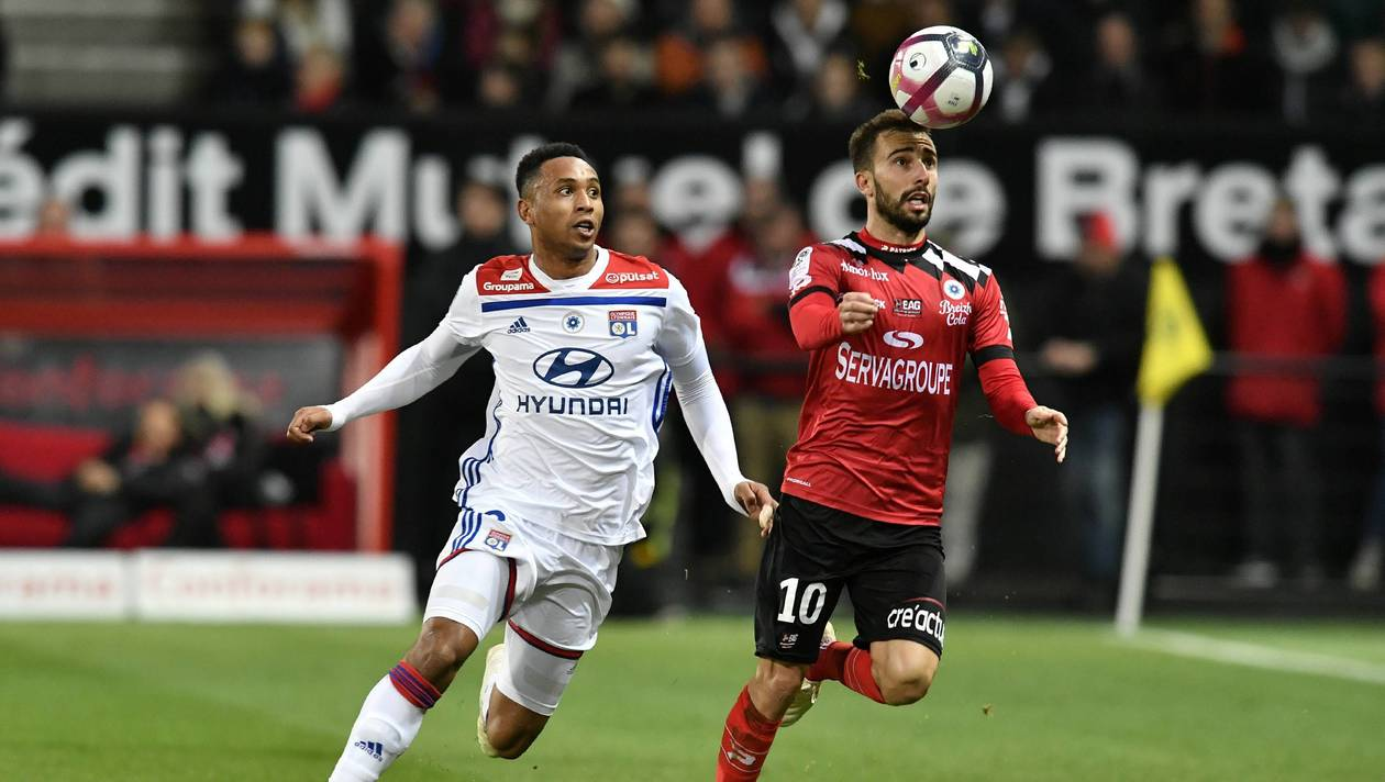 Guingamp vs. Lyon Betting Tips & Predictions  07/02/2019