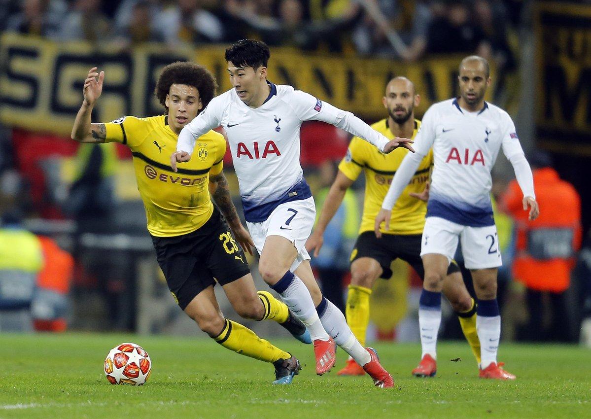 Borussia Dortmund vs Tottenham Betting Predictions 5/03/2019
