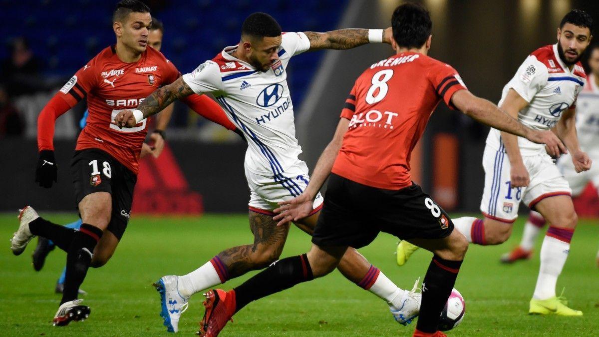 Lyon vs. Rennes Betting Predictions 2/04/2019