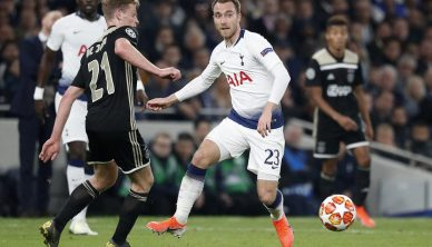 Ajax vs Tottenham Betting Predictions