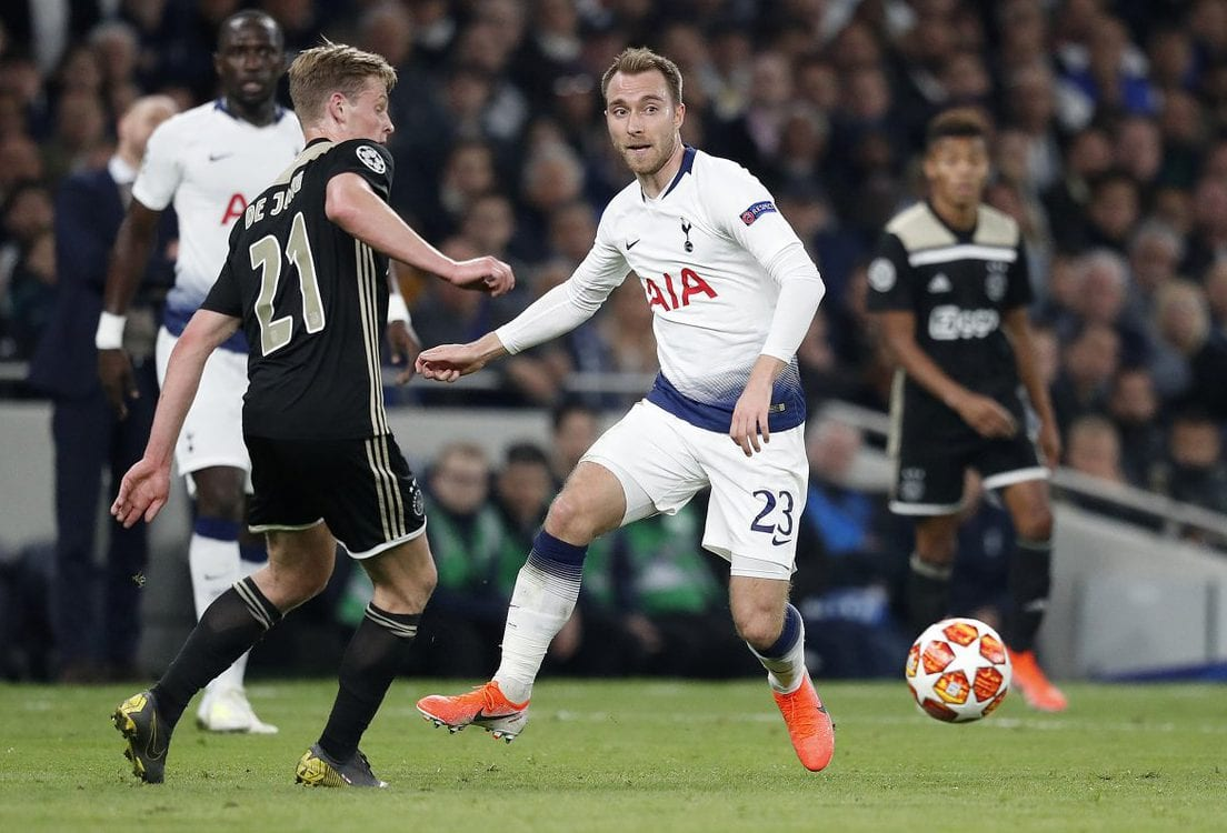 Ajax vs Tottenham Betting Predictions