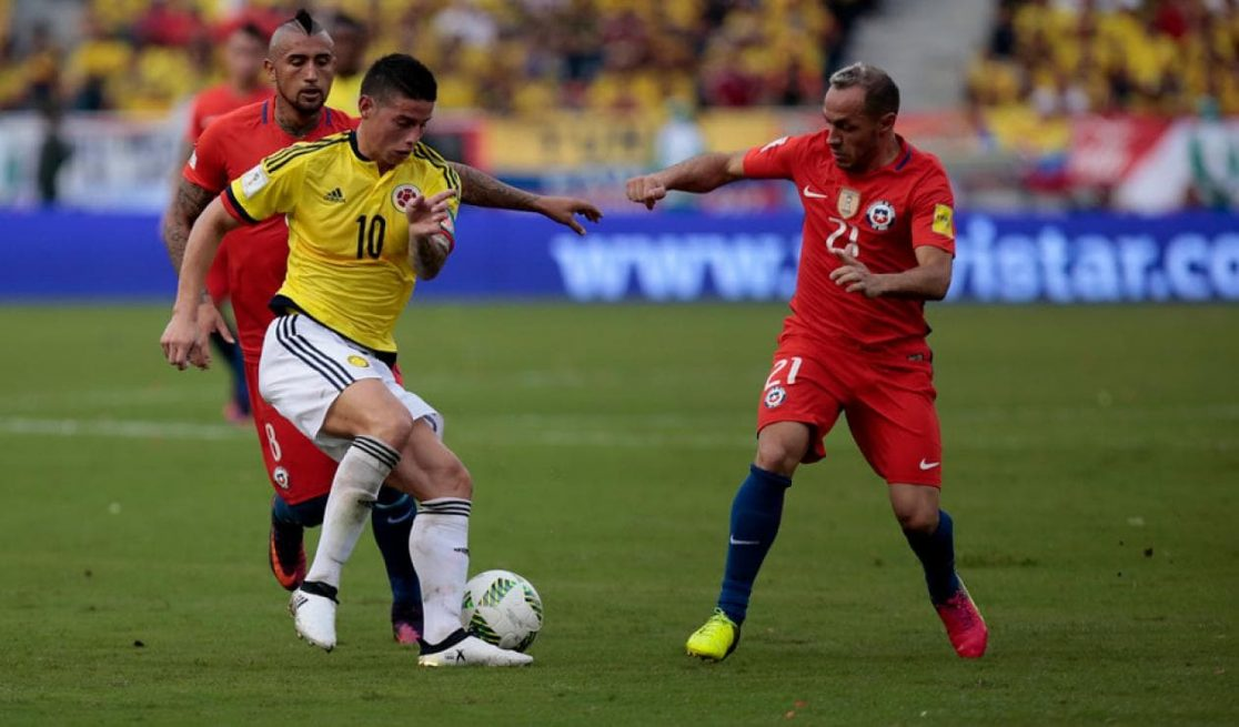 Colombia vs Chile Betting Predictions