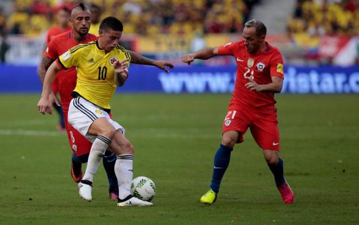 Colombia vs Chile Betting Predictions