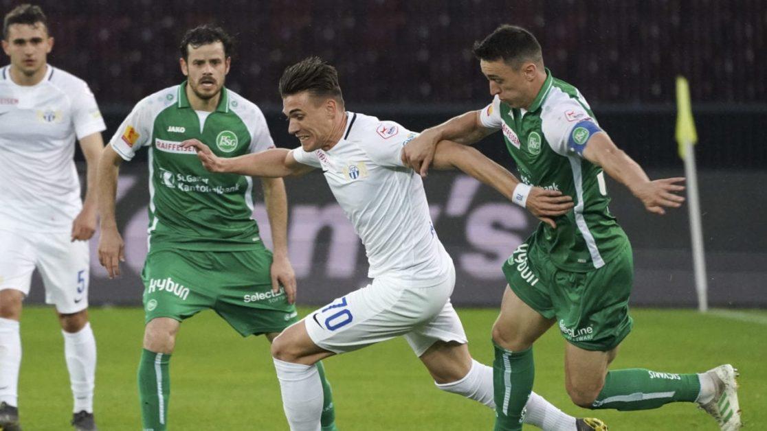 FC Zurich vs St. Gallen Betting Predictions