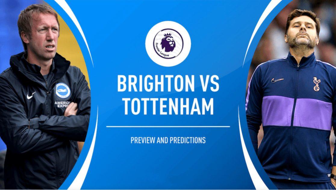Brighton vs Tottenham Football Betting Tips and Odds