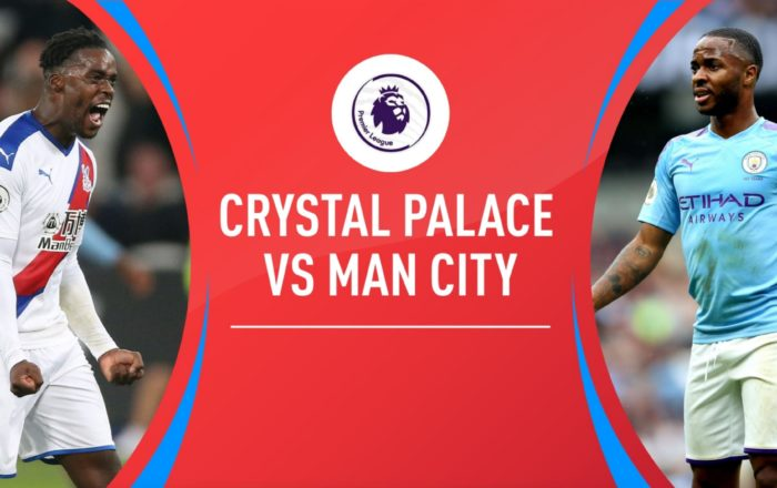 Crystal Palace vs Manchester City Betting Predictions and Odds
