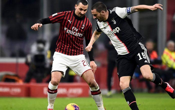 Juventus vs AC Milan Betting Predictions and Odds
