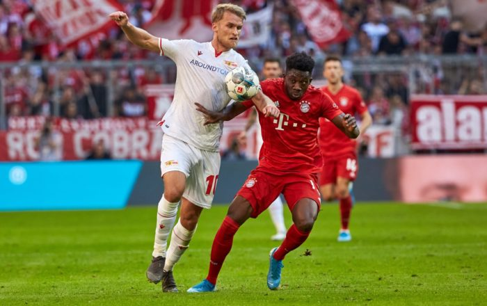 Union Berlin vs Bayern Betting Predictions and Odds