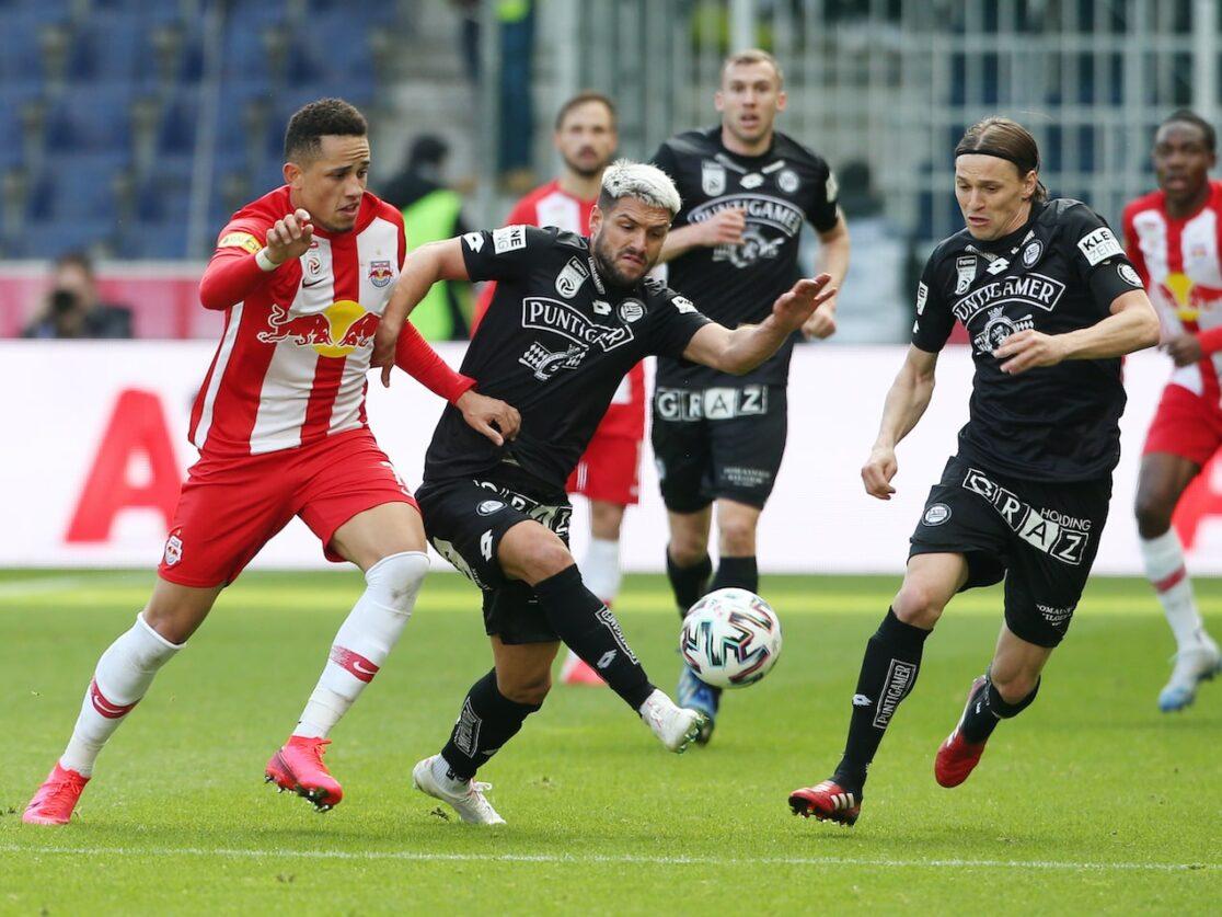 Sturm Graz vs Red Bull Salzburg Betting Odds and Prediction