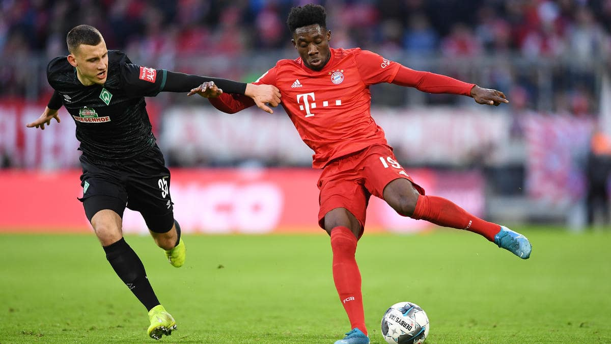 Werder Bremen vs Bayern Munich Preview: How to Watch on TV ...