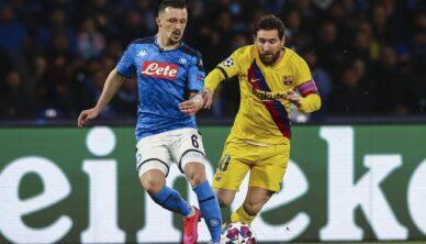 Barcelona vs Napoli Betting Odds and Predictions